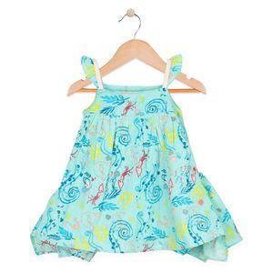 Vestido Bebe Niña C/Calzón