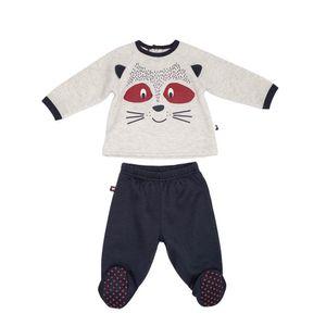 Pijama Franela Bebe Niño